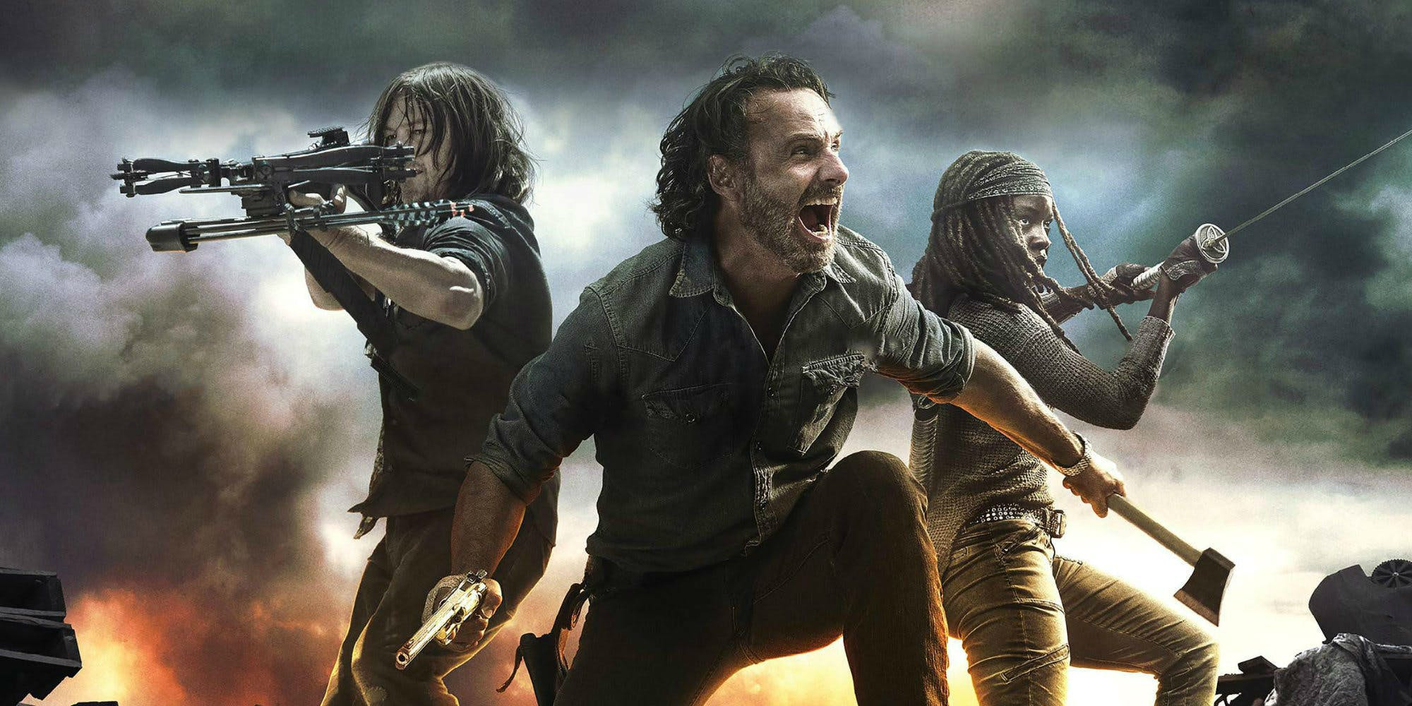 The Walking Dead Episodenguide