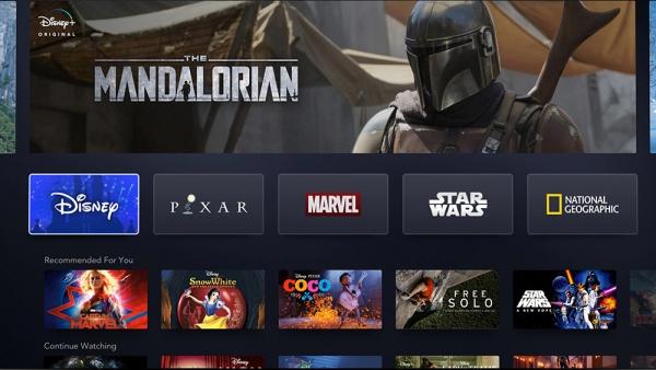 Disney Plus heeft straks niet zoveel content