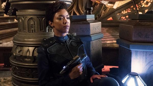Showrunner over S2 'Star Trek: Discovery'