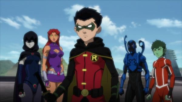 Eerste held gevonden voor 'Titans'