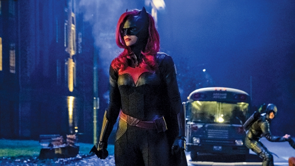 Hoe Batwoman Crisis on Infinite Earths opzet