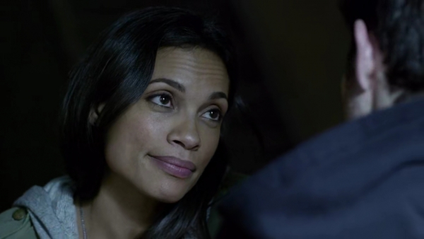 Rosario Dawson in dramaserie 'Briarpatch'