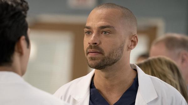 Jesse Williams keert terug naar Grey's Anatomy