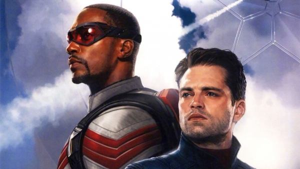 Eerste poster 'The Falcon and the Winter Soldier'!