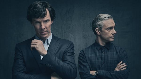 Promo 'Sherlock'-finale