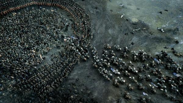 'Game of Thrones': 55 nachten voor 1 gevecht