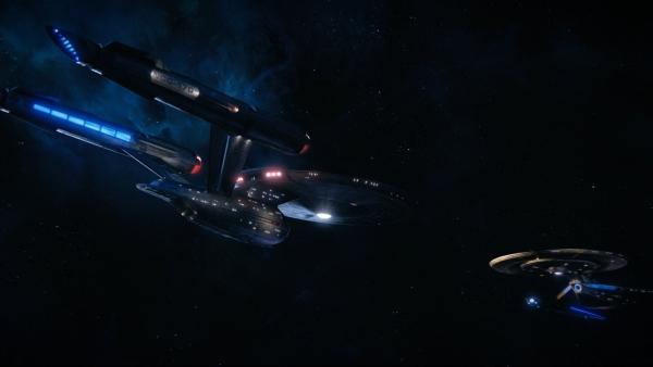'Star Trek'-series worden allemaal uniek