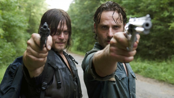 Onvrede over vertrek Lincoln bij The Walking Dead