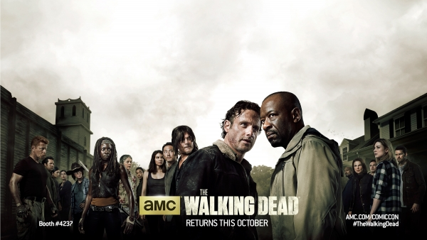 Poster 'The Walking Dead' seizoen 6