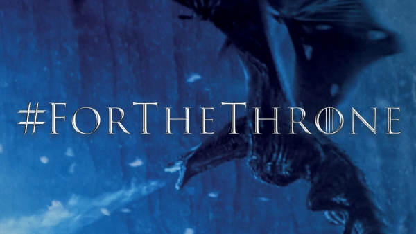 Poster 'Game of Thrones' seizoen 8!