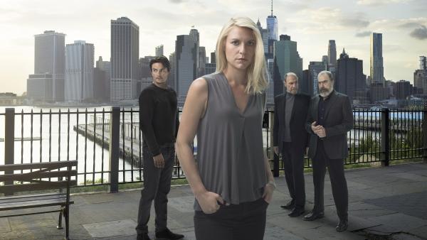 Nieuwe setting voor seizoen 7 'Homeland'