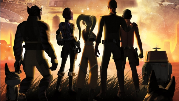 Trailer laatste afleveringen 'Star Wars Rebels'