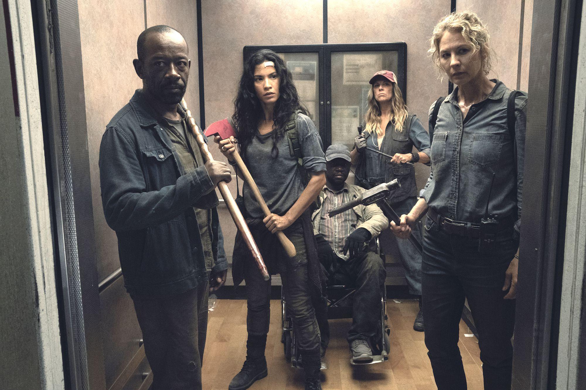 Fear The Walking Dead Staffel 4 Folgen