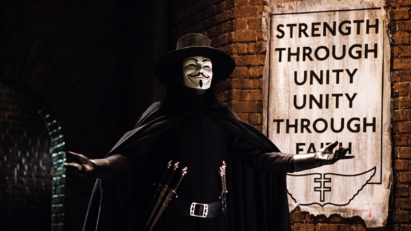 'V for Vendetta' naar TV?