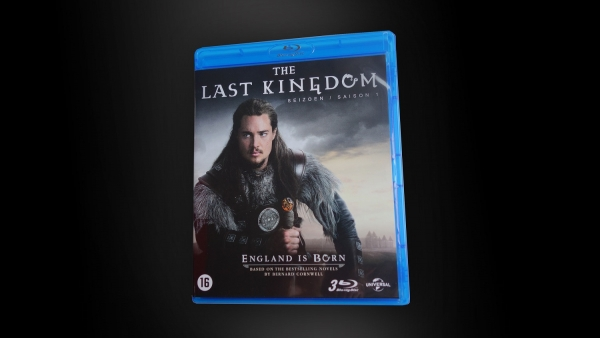 Tv-serie op Blu-Ray: The Last Kingdom