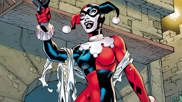 Personages 'Harley Quinn' onthuld