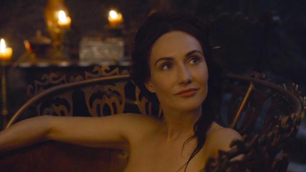Carice van Houten spoilt 'Game of Thrones'