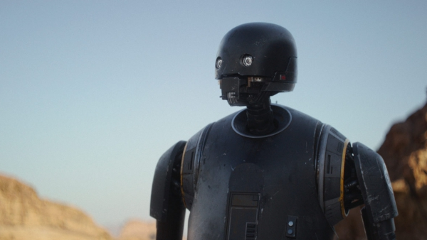 K-2SO terug in 'Star Wars'-spinoff 'Rogue One'