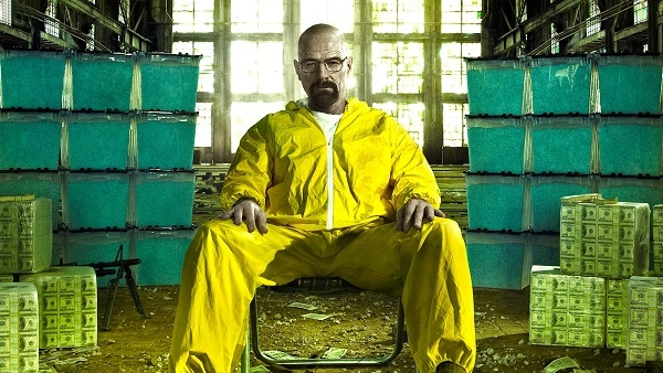 Breaking Bad grote winnaar Emmy-awards