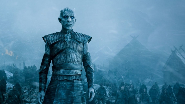 Night King heeft doelwit in 'Game of Thrones'