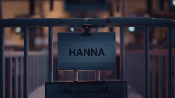 Eerste teaser 'Hanna'!