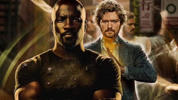 Iron Fist in 'Luke Cage' S2