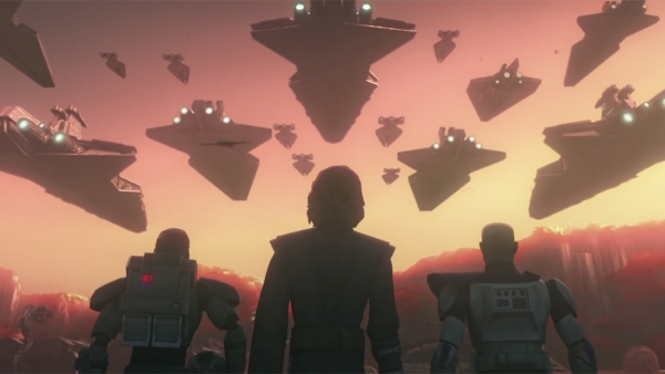 'Star Wars: The Clone Wars' is nu echt, echt klaar