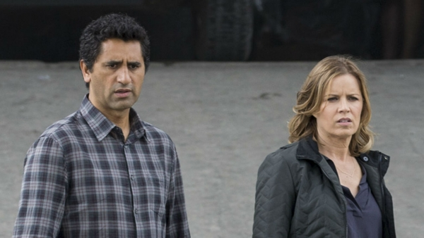 Nieuw artwork 'Fear the Walking Dead' S3