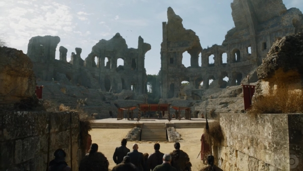 'Game of Thrones' terug naar de Dragonpit!