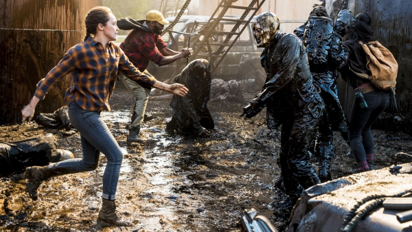 Blu-ray review 'Fear the Walking Dead' S4