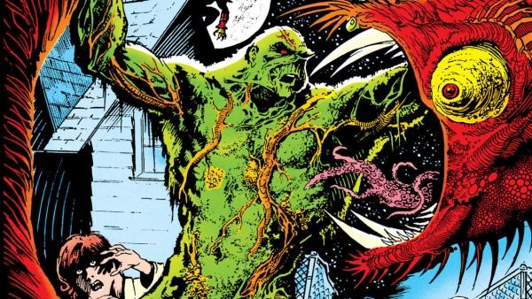 Weer een nieuwe castlid voor 'Swamp Thing'