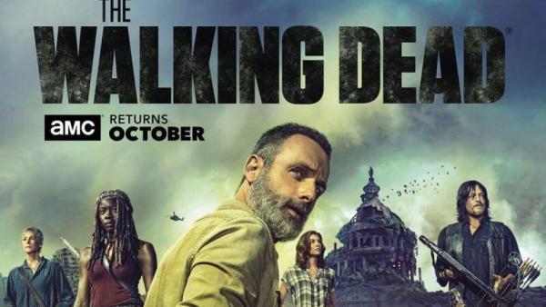 'The Walking Dead' krijgt nieuwe openingstitels