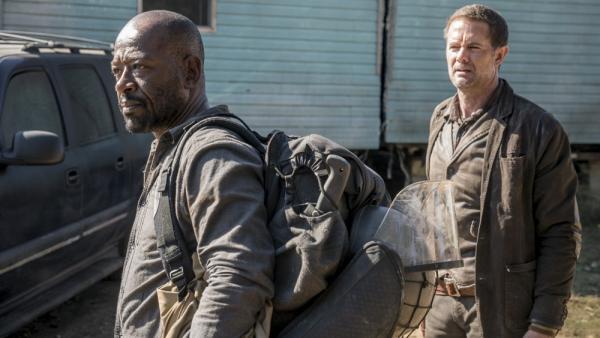Meer crossovers 'Fear' en 'The Walking Dead'