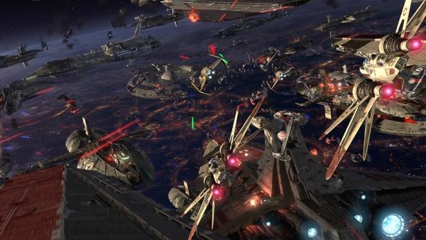 Live-action SW-serie na Slag om Endor