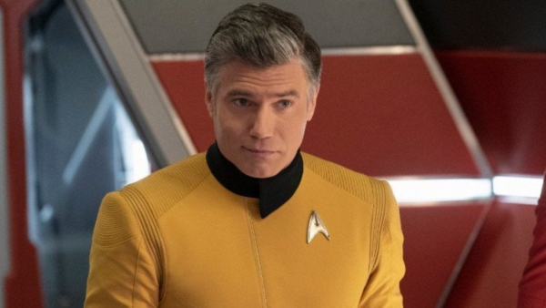 Captain Pike terug in 'Star Trek'!