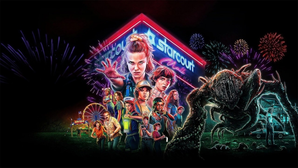 'Stranger Things' verbreekt alle records Netflix