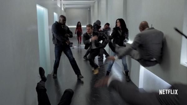 Geen tweede seizoen 'The Defenders'