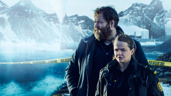 Seizoen 2 van IJslandse topper 'Trapped' [Dvd]
