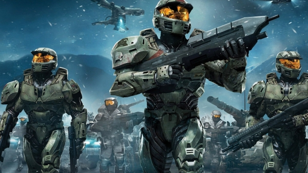 'Halo'-serie nog in leven