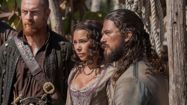 Dvd review 'Black Sails' - Het laatste seizoen