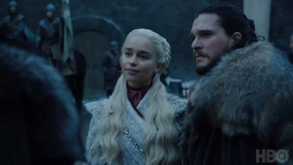 Eerste beelden 'Game of Thrones' S8!