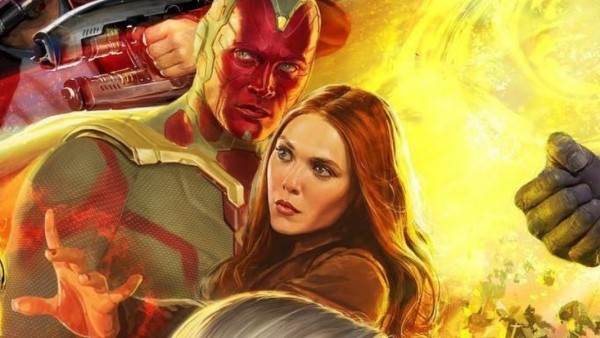 Disney+ maakt 'Vision and the Scarlet Witch'