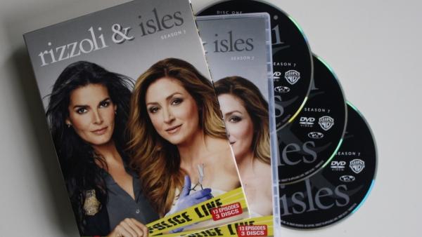 Dvd-review: 'Rizzoli & Isles' seizoen 7