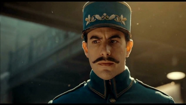 Sacha Baron Cohen in Netflix serie 'The Spy'