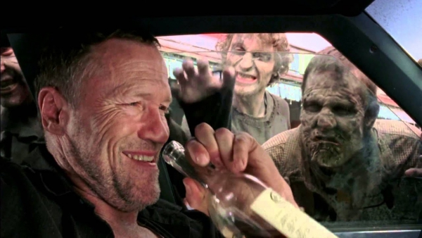Merle Dixon lastig personage voor The Walking Dead