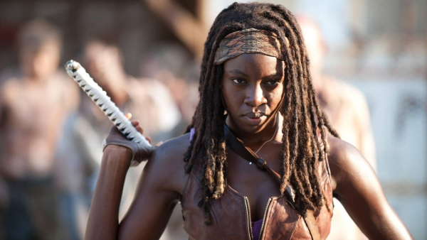 Danai Gurira vertrekt uit 'The Walking Dead'