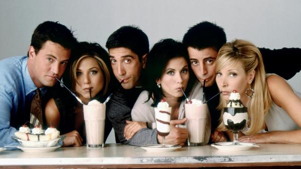Matthew Perry wil geen reünie 'Friends'