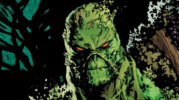 Eerste volledige trailer 'Swamp Thing'!