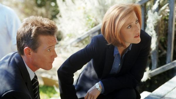 Reyes en Doggett terug in 'The X-Files'?