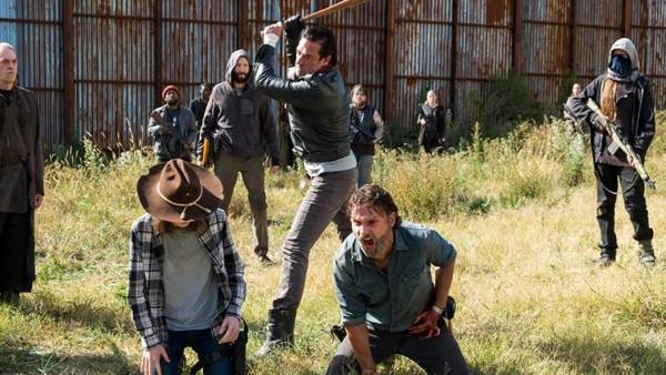 Meer doden onderweg in 'The Walking Dead'